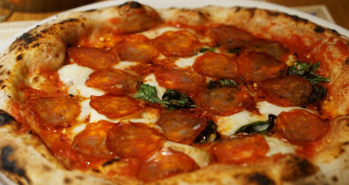 Drogi średniak – recenzja pizzerii Mąka i Woda