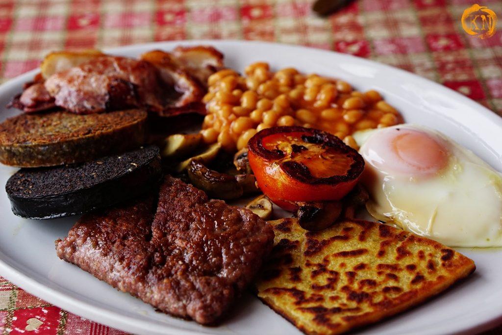 Co musisz zjeść w Szkocji! Lista!