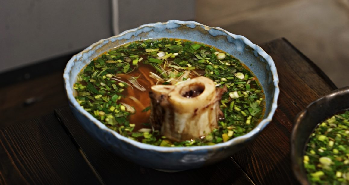 Oryginalna Wietnamska kuchnia