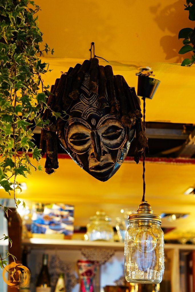 Maski marokańskie