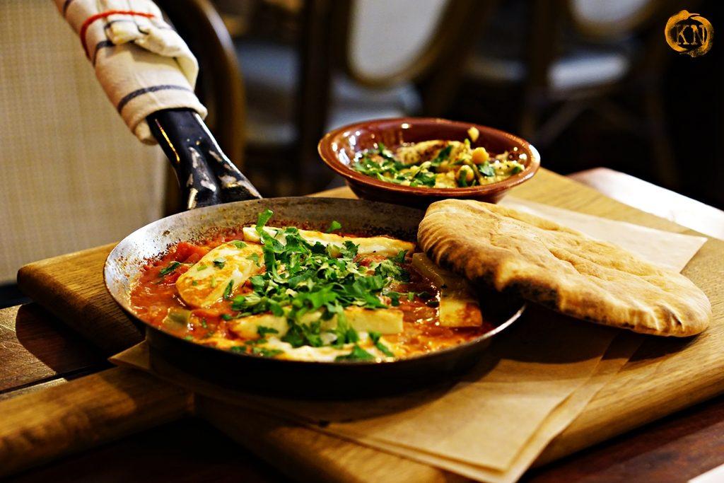 Recenzja Shuk - wegetariański Bliski Wschód