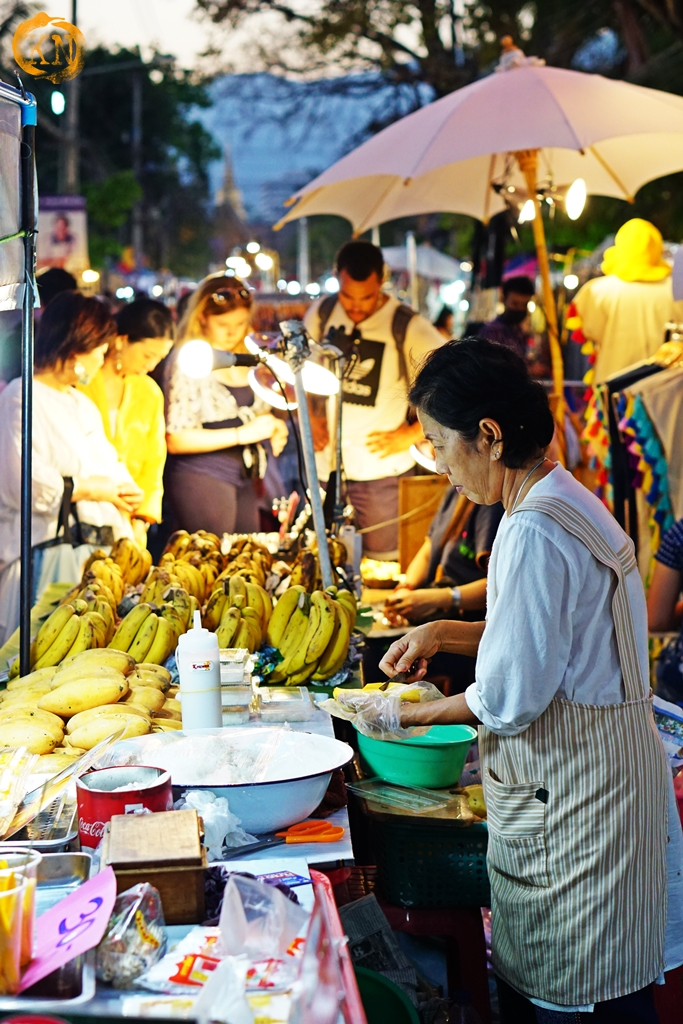 Gdzie zjeść w Chiang Mai?