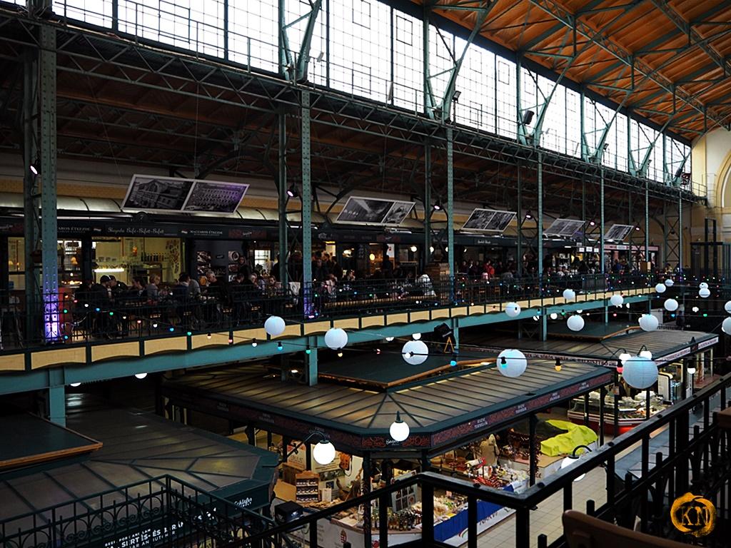 Hold utcai Vásárcsarnok és Belvárosi Piac