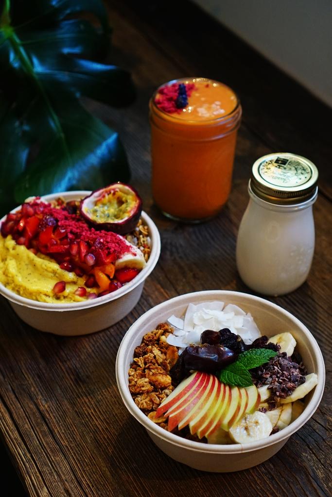 Zdrowe śniadania w Coco Bowls