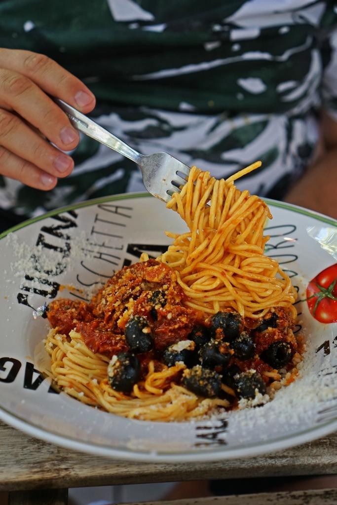 cucina povera spaghetti nduja