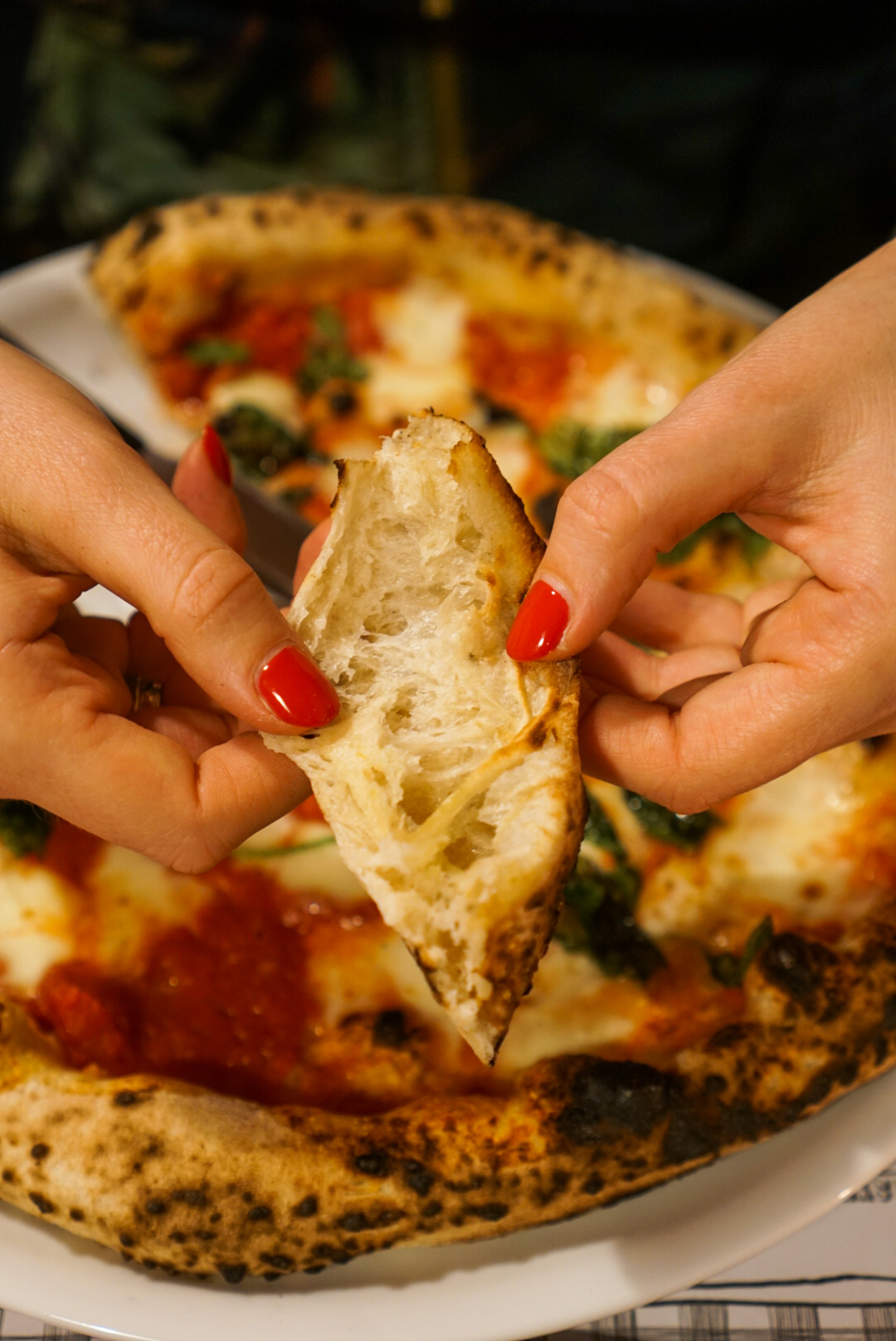 Najlepsza pizza neapolitańska w Warszawie - ranking 2.0