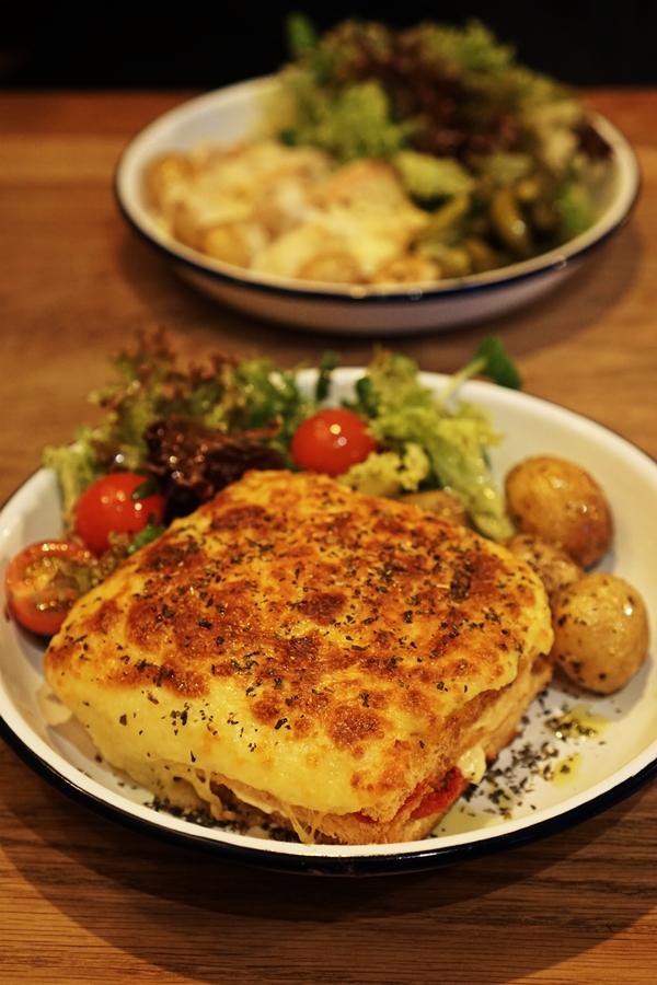 Chez Krem - królestwo sera i francuskich śniadań