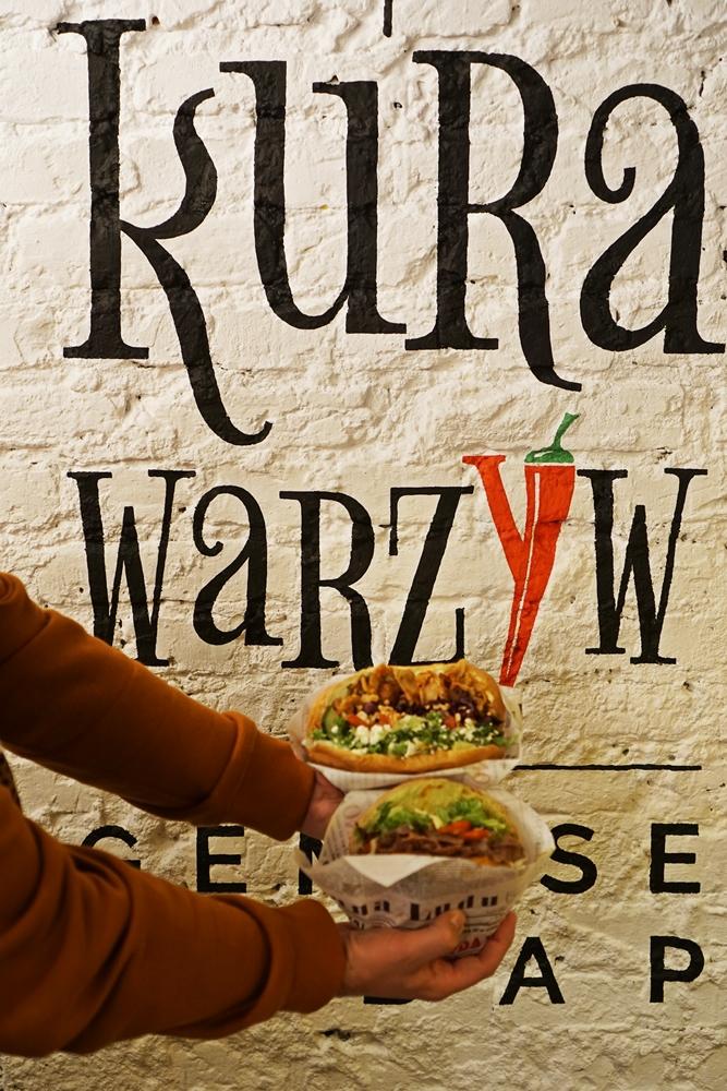 Kura Warzyw - Nowa jakość kebabów - recenzja!