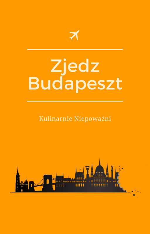 Ebook - Zjedz Budapeszt