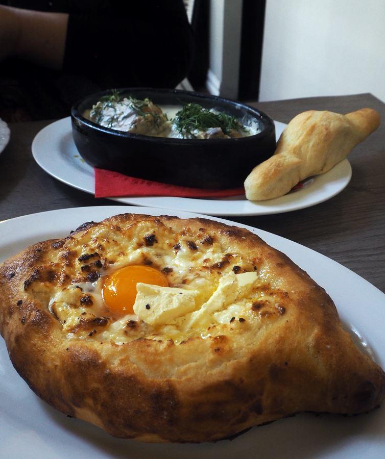 U Tato - kuchnia gruzińska