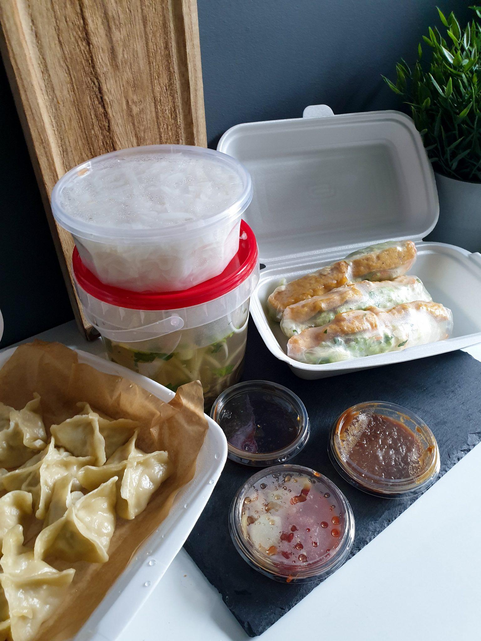 Bao Bao w dostawie