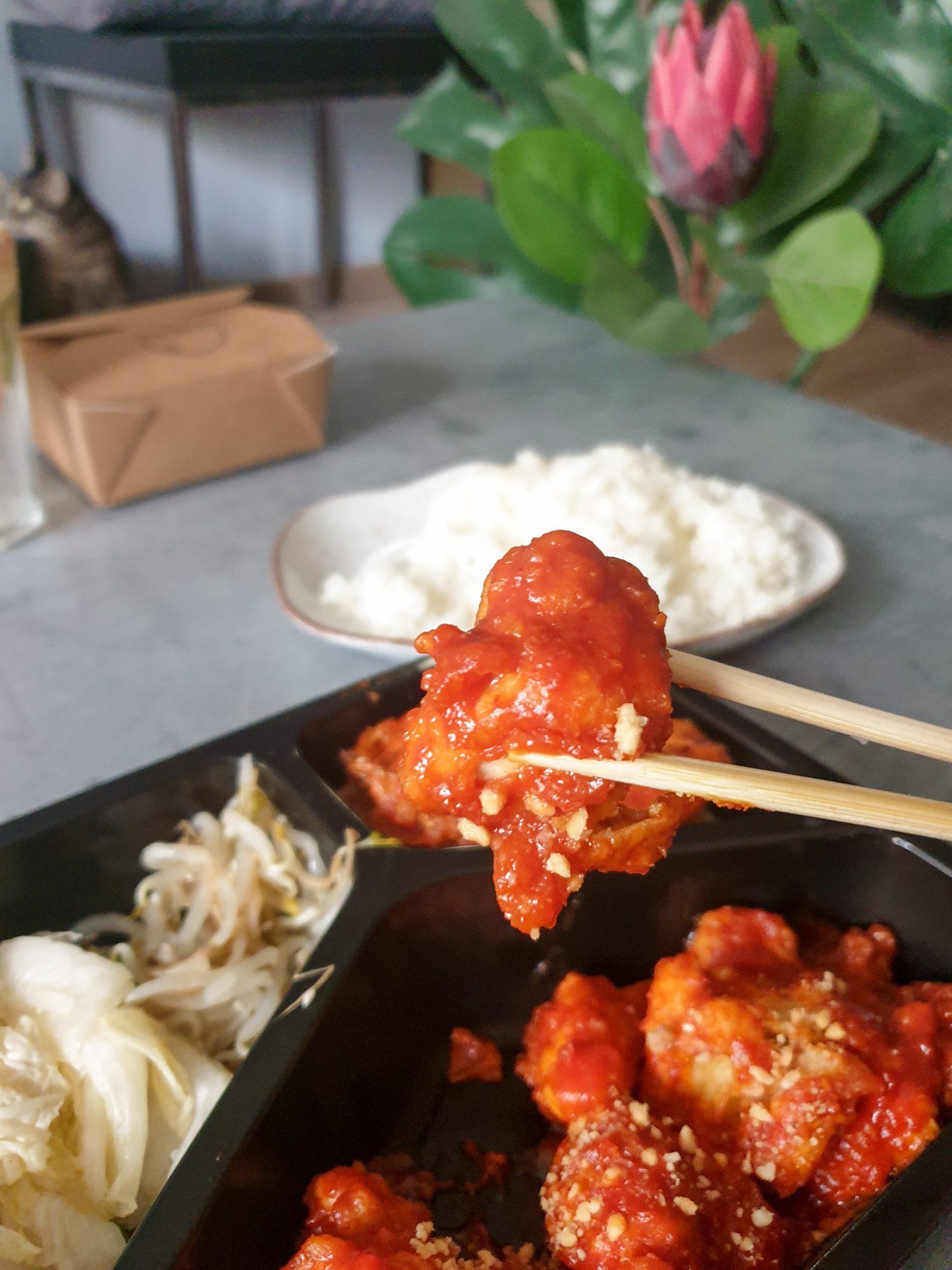 Kurczak z Miss Kimchi