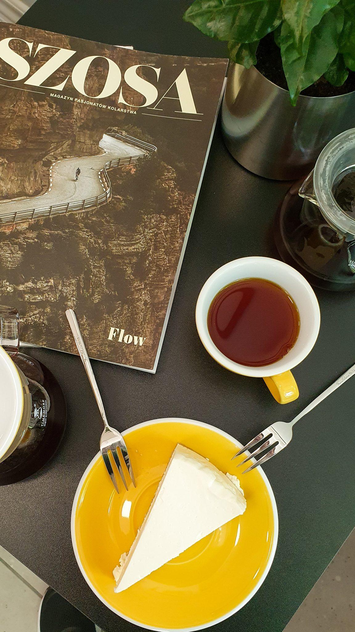 Najlepsze kawiarnie speciality w Warszawie