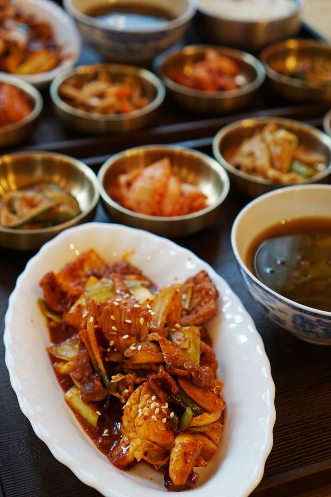 Mrs. Kim's Korean Food - komfort w Korei - recenzja!