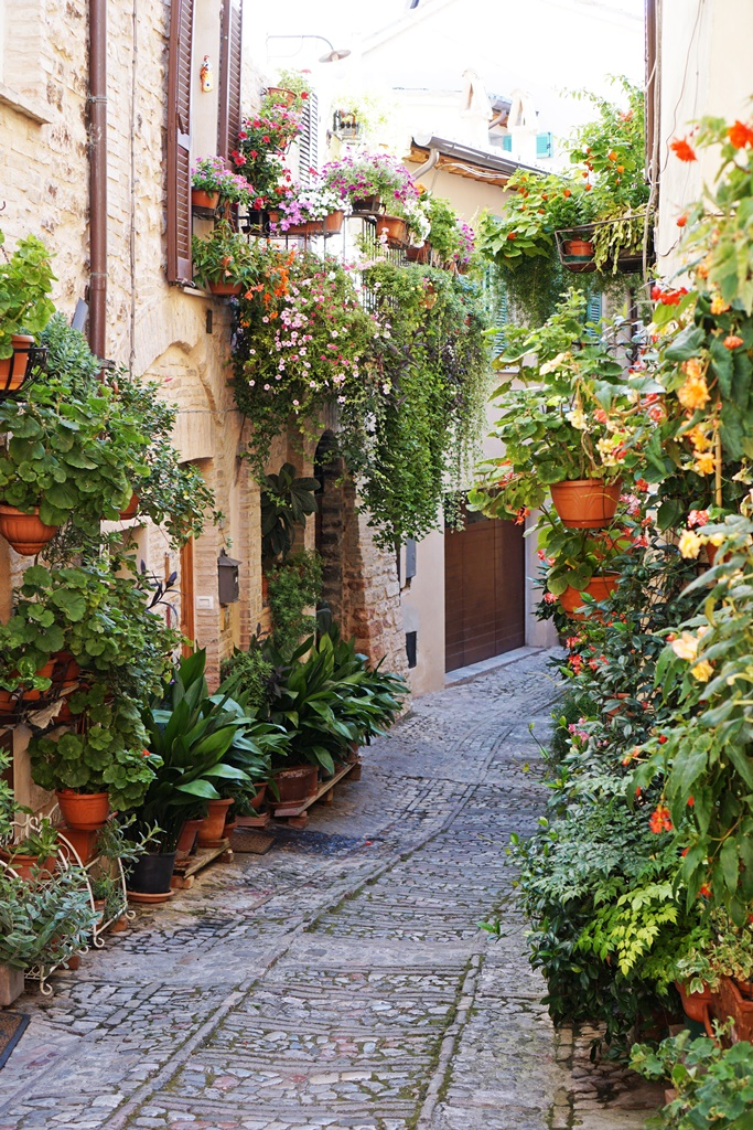 Kilka magicznych miejsc w Umbrii! Co zwiedzać?