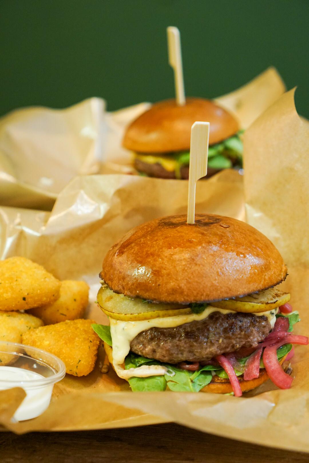 Black Cat Burgers - amerykański sen się spełnił!