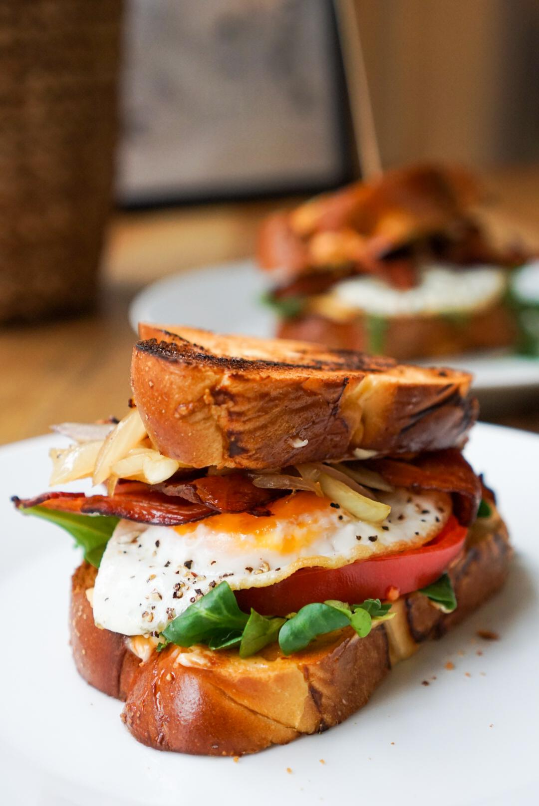 #SaveTheFork i nasza kanapka śniadaniowa!