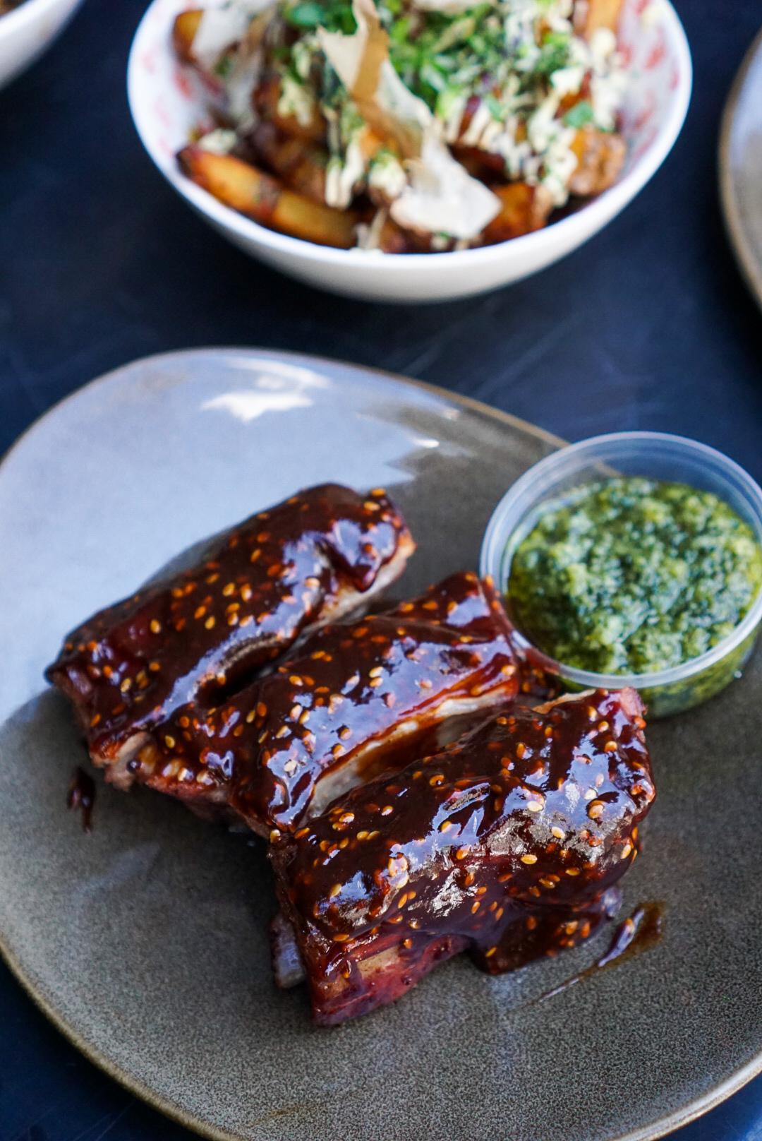 BBQ Ramenya - Obezwładniający aromat japońskiego grilla!