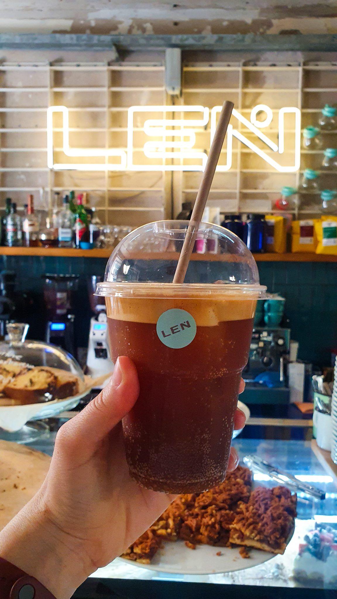 Kawiarnia LEŃ